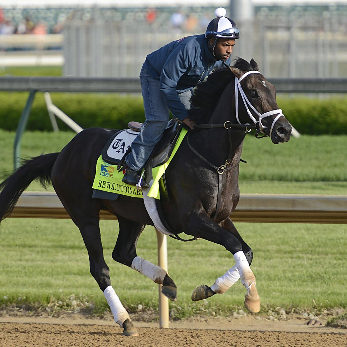 Belmont Stakes 2013 Breaking Down Top Challengers To Orb