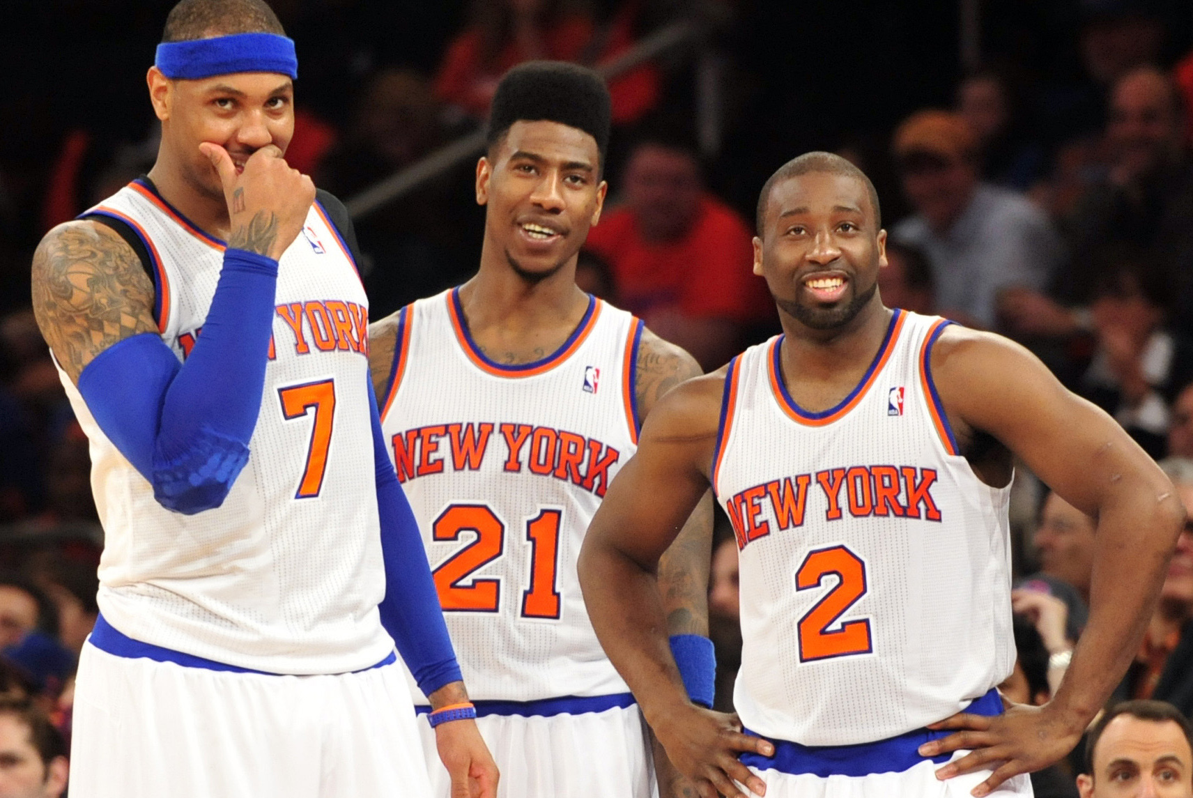 Final Grades for Every NY Knicks Starter in 2012-13 | Bleacher Report |  Latest News, Videos and Highlights