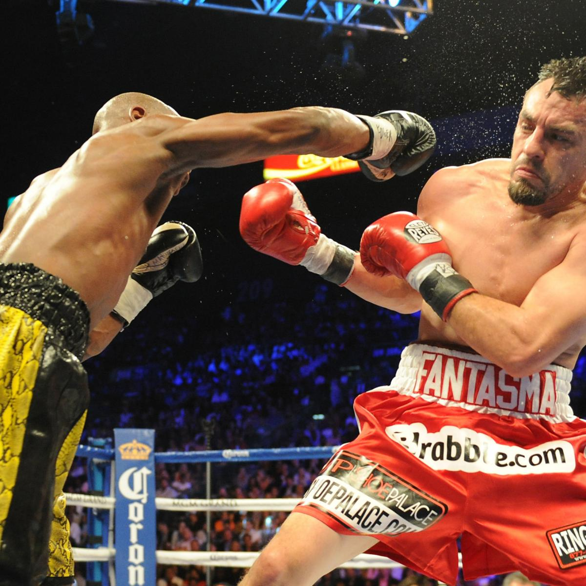 Breaking Down Boxing's Most Important Statistics | Bleacher