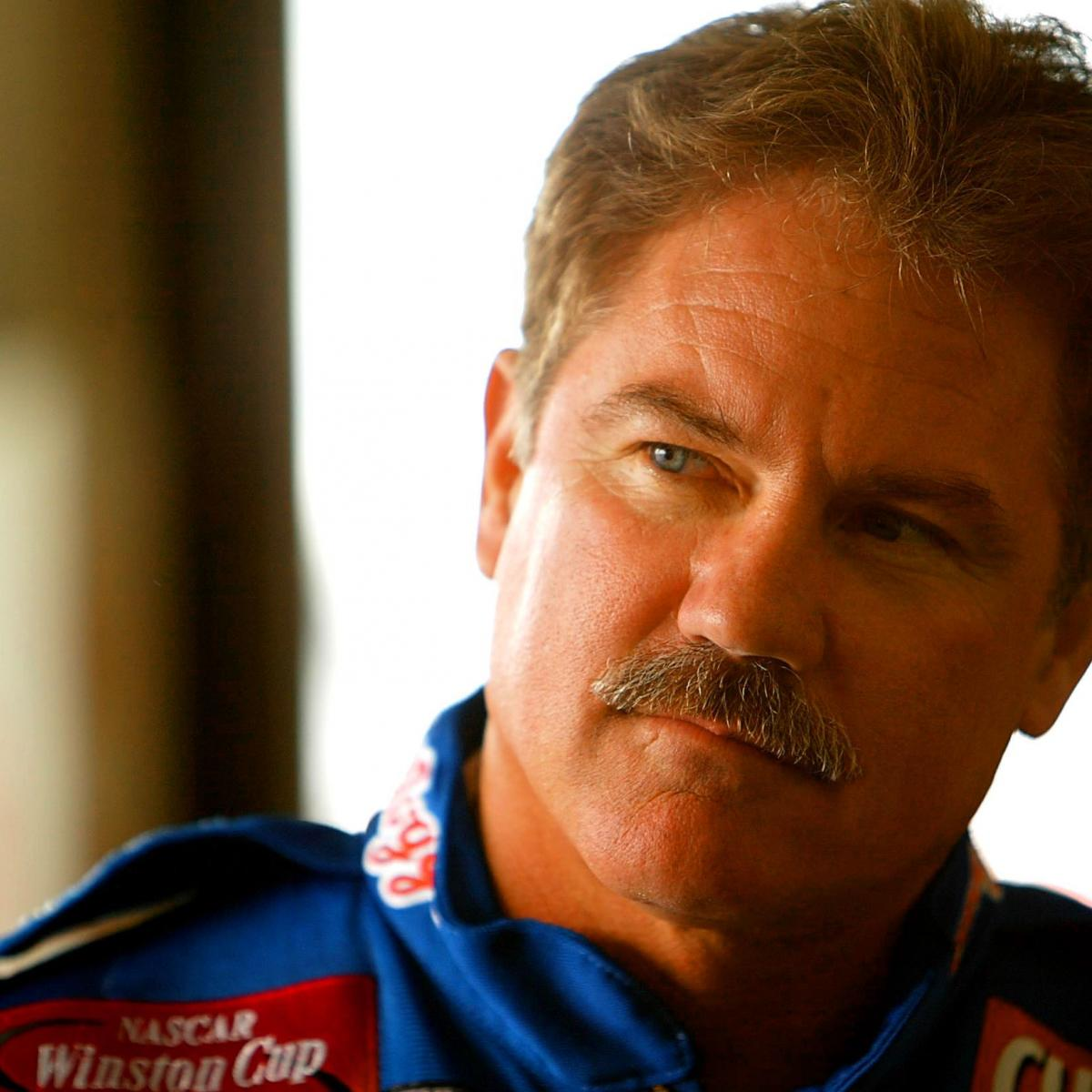 Ranking the 10 Greatest Mustaches in NASCAR History | Bleacher ...