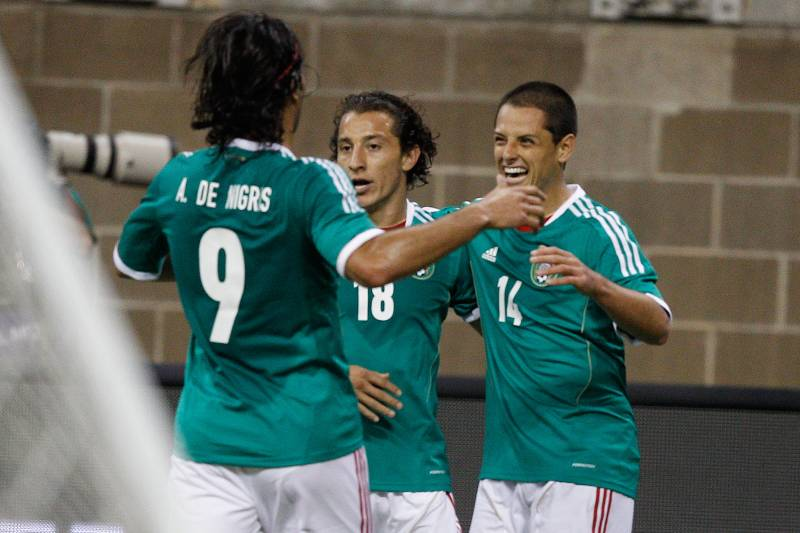 Mexico vs  Jamaica: What United States Can Learn from El