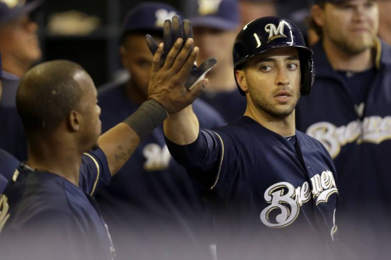 30b1fe1ee51 Ryan Braun is again at the center of a PED scandal in baseball. Can he