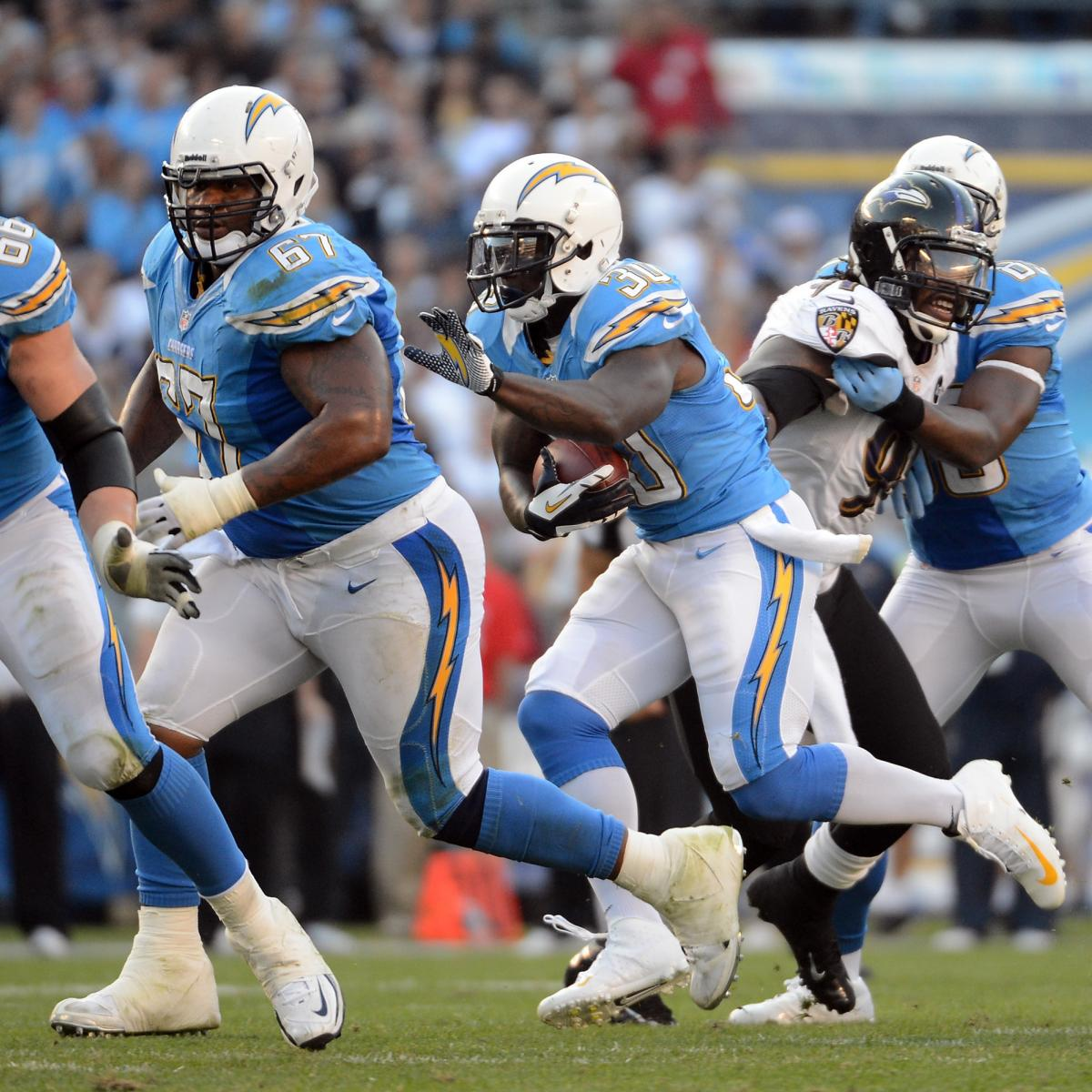 San Diego Chargers Cap Space: San Diego Chargers Should Target These Free Agents