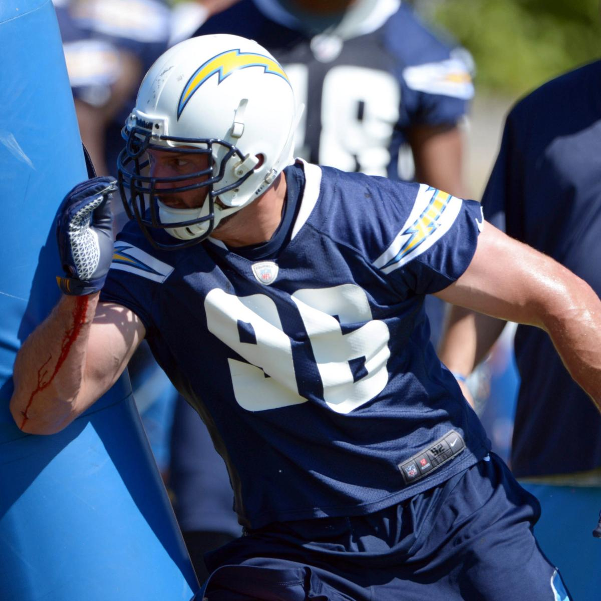 San Diego Chargers Depth Chart 2013: Predicting San Diego Chargers' Depth Chart, Post OTAs