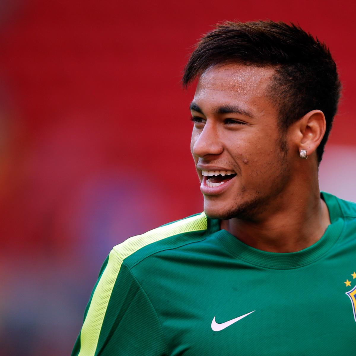 Hulk Or Lucas Moura Who Deserves Brazil S World Cup: Neymar Must Prove He's Worth Contract At Confederation Cup