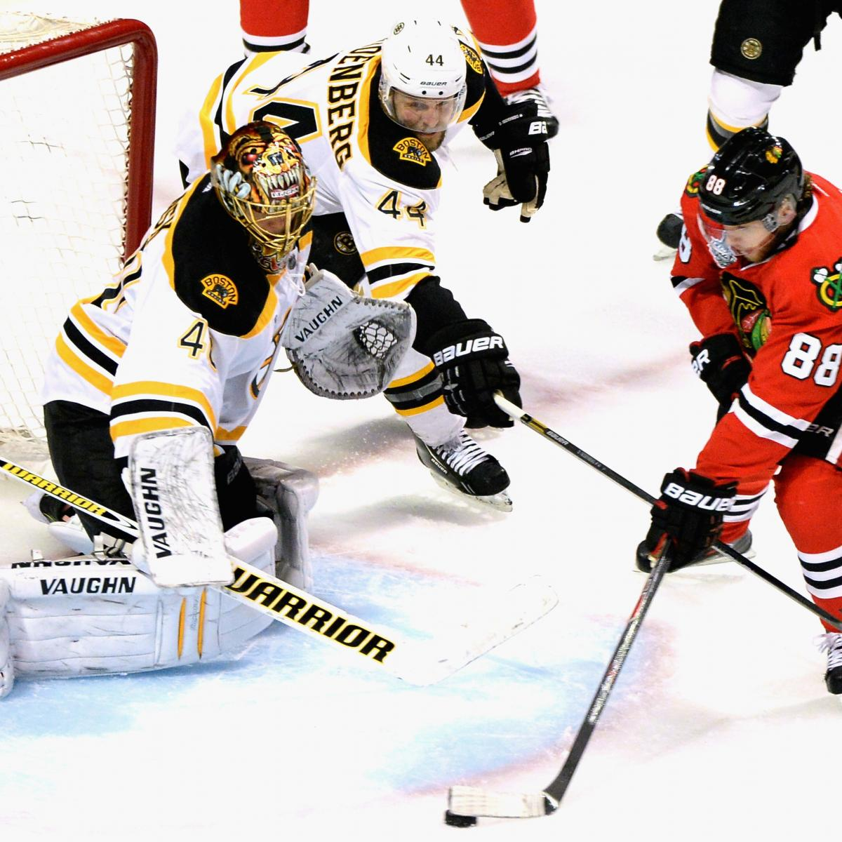Chicago Blackhawks' Power Play Woes Magnified In 2013
