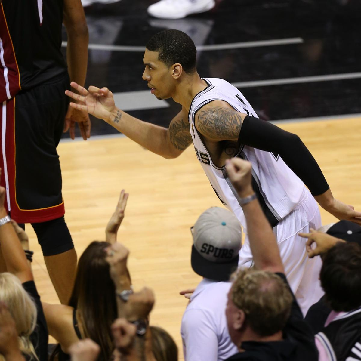 Former Cavs GM: Danny Green Sometimes 'Second Best' in ...