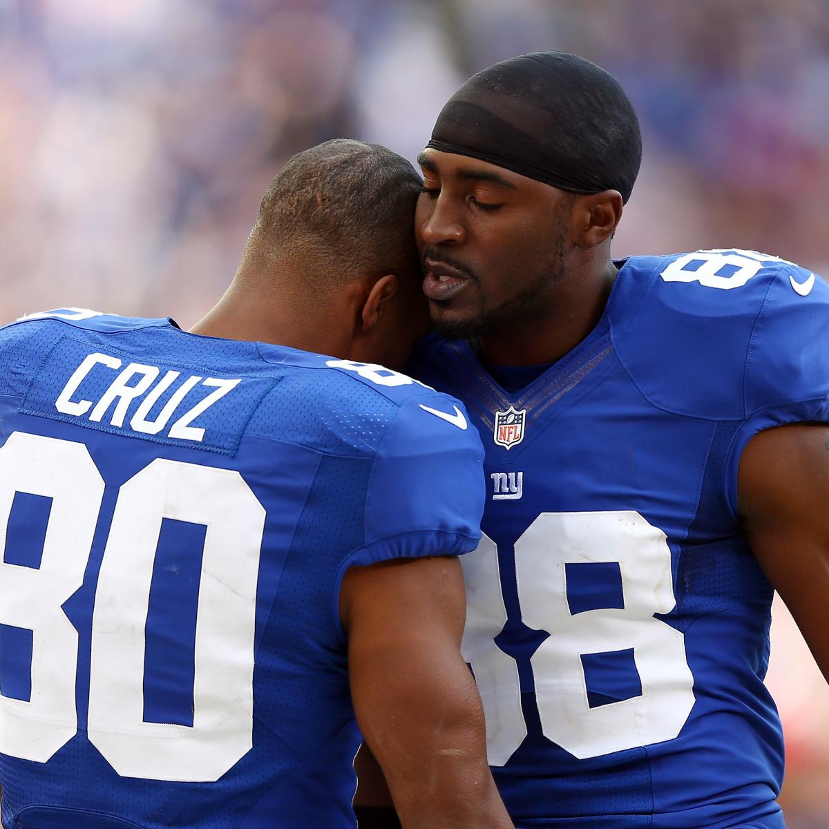 640716cb3 Rounding Up the Latest Offseason Buzz Surrounding New York Giants ...