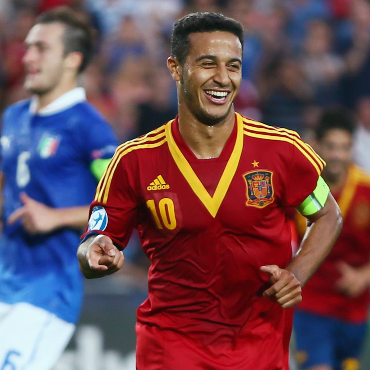 Manchester United Latest Transfer Window: Summer Transfer Window Gossip: Thiago Alcantara, Luis