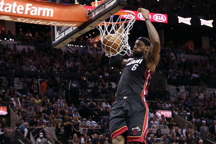 Top 10 Best Dunks of 2013 NBA Playoffs