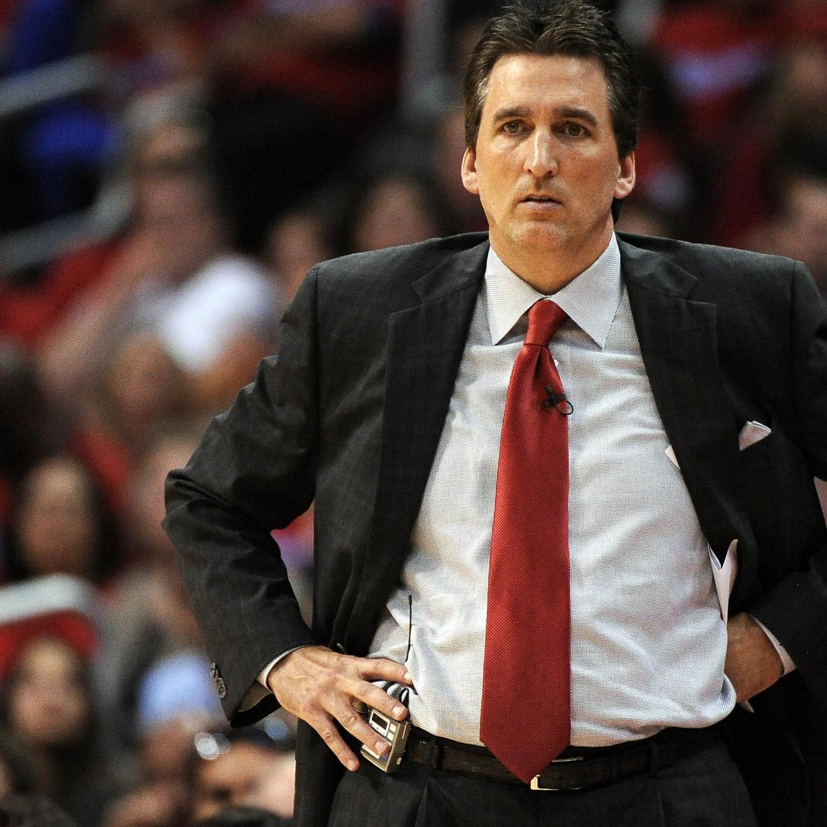 Vinny Del Negro Will Reportedly Interview For Nuggets