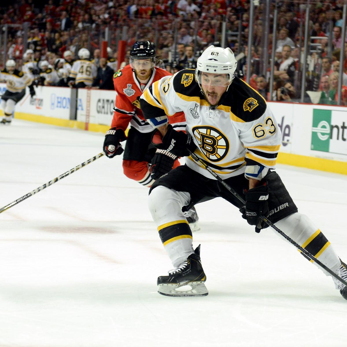 Boston Bruins Stare Down Elimination As Offense Falls Flat