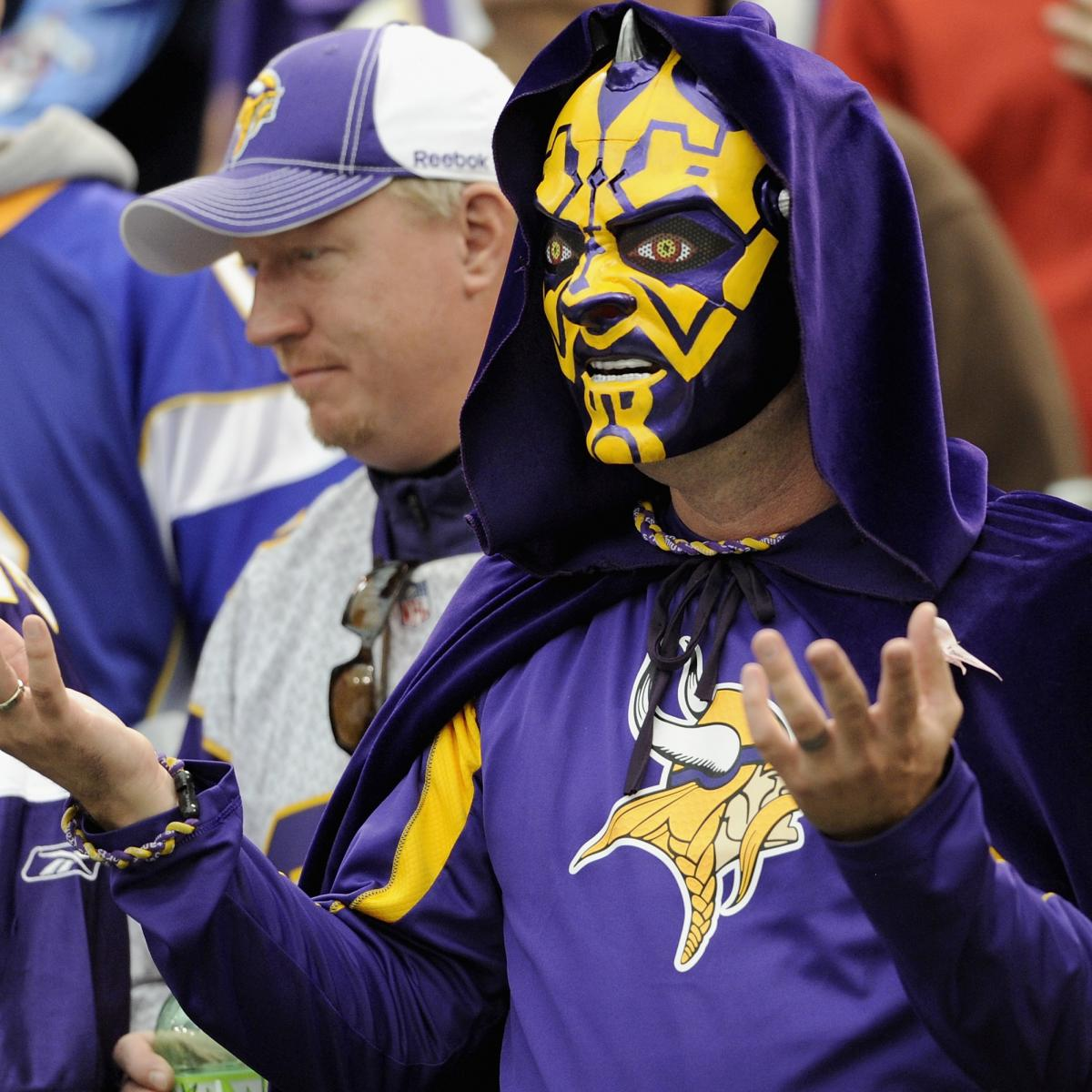 9 Latest News: 9 Things A Minnesota Vikings Fan Says