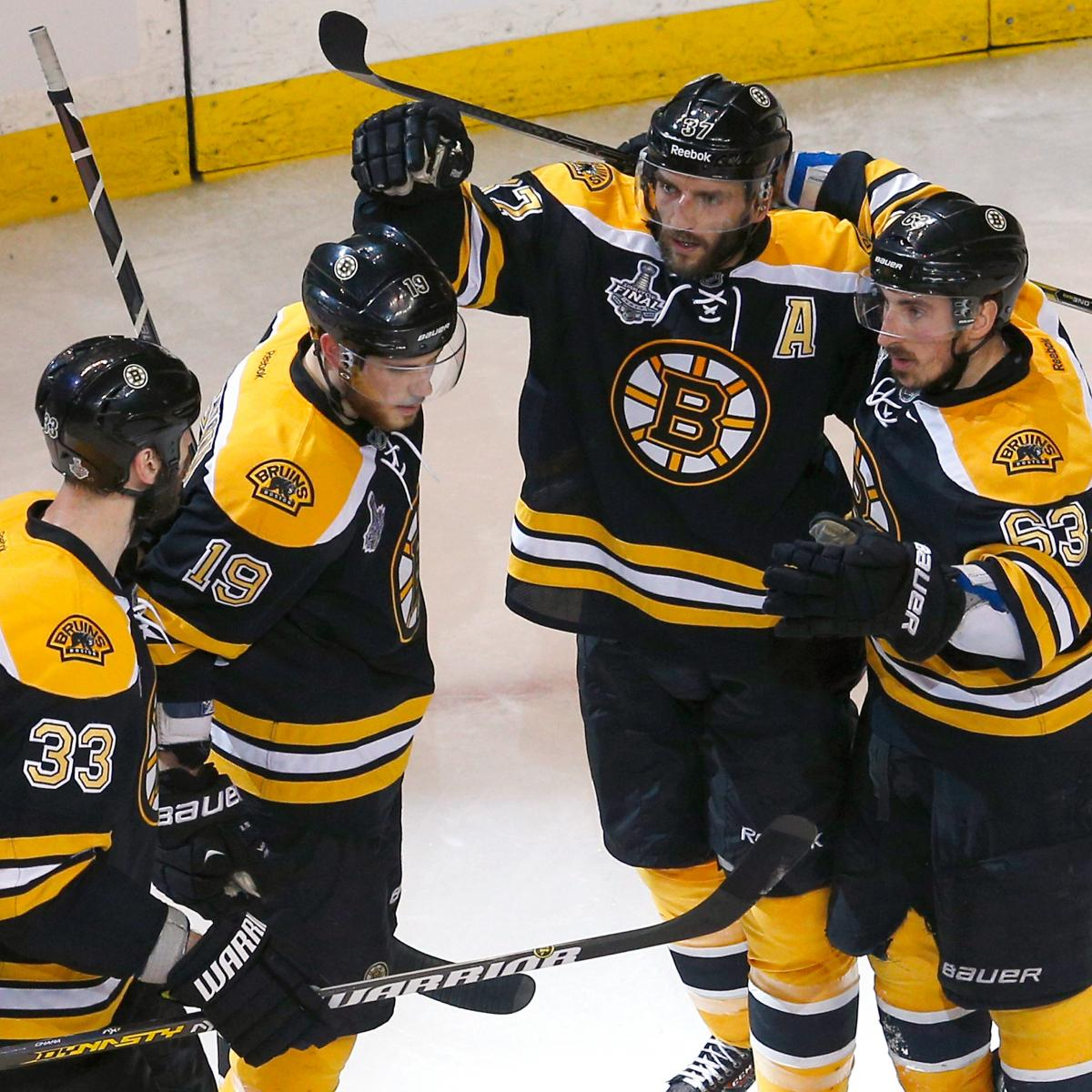 Patrice Bergeron Injury: Reported Return Will Inspire