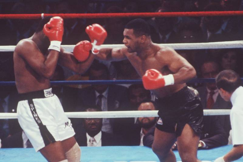 91 Seconds: Mike Tyson, Michael Spinks and the Knockout that Shook