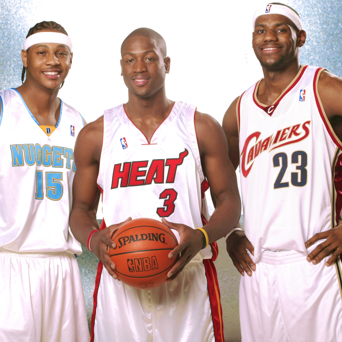 e9fab2cf74a Re-Drafting LeBron James  Star-Studded 2003 Draft Class