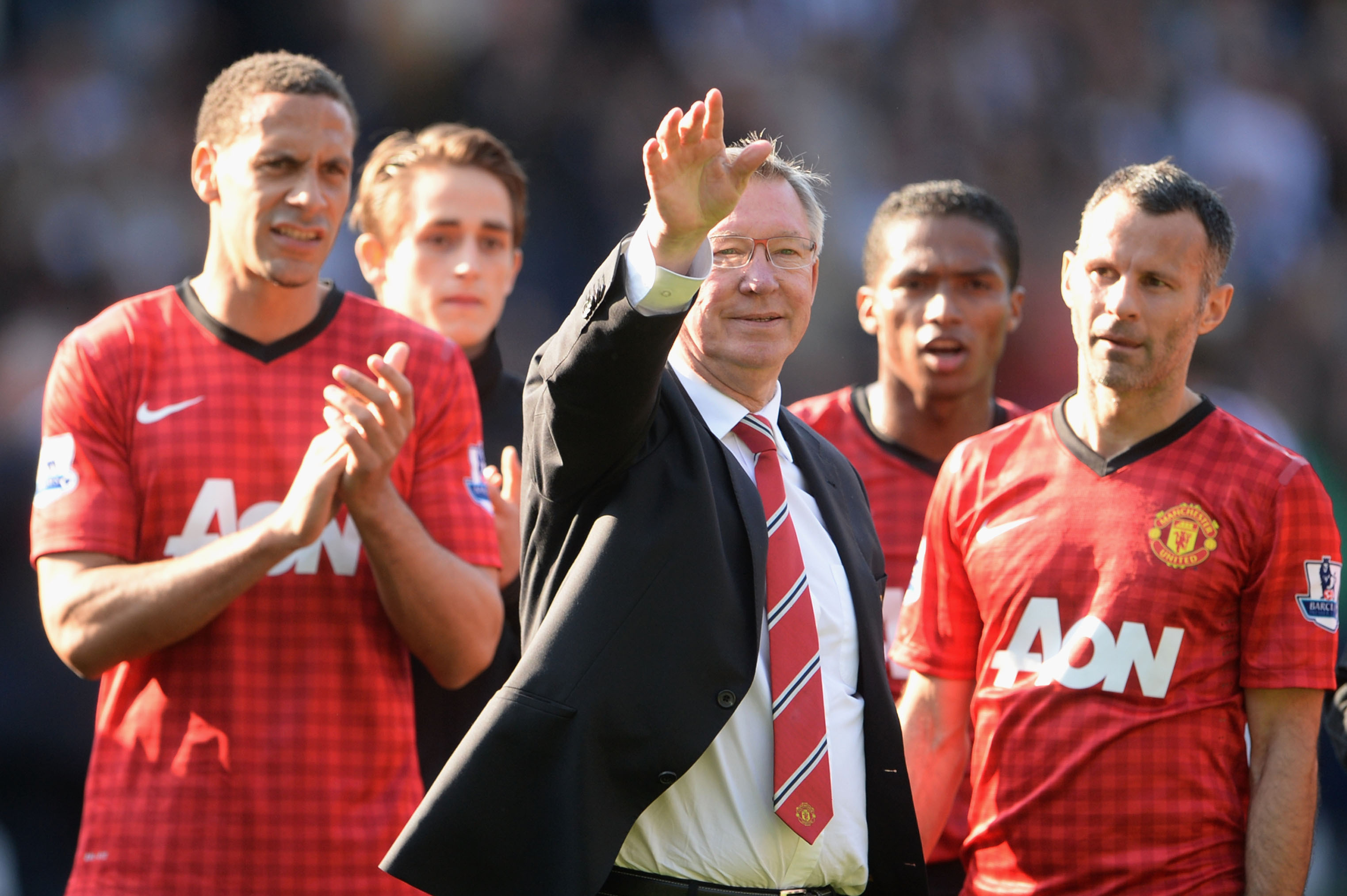 The Evolution Of Manchester United Coaching And Training From Busby To Ferguson Bleacher Report Latest News Videos And Highlights
