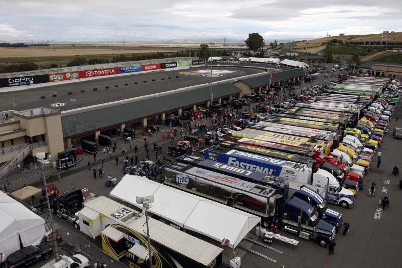 Car Hauling Jobs >> Not Your Average Road Trip How Nascar Teams Transport Their Cars