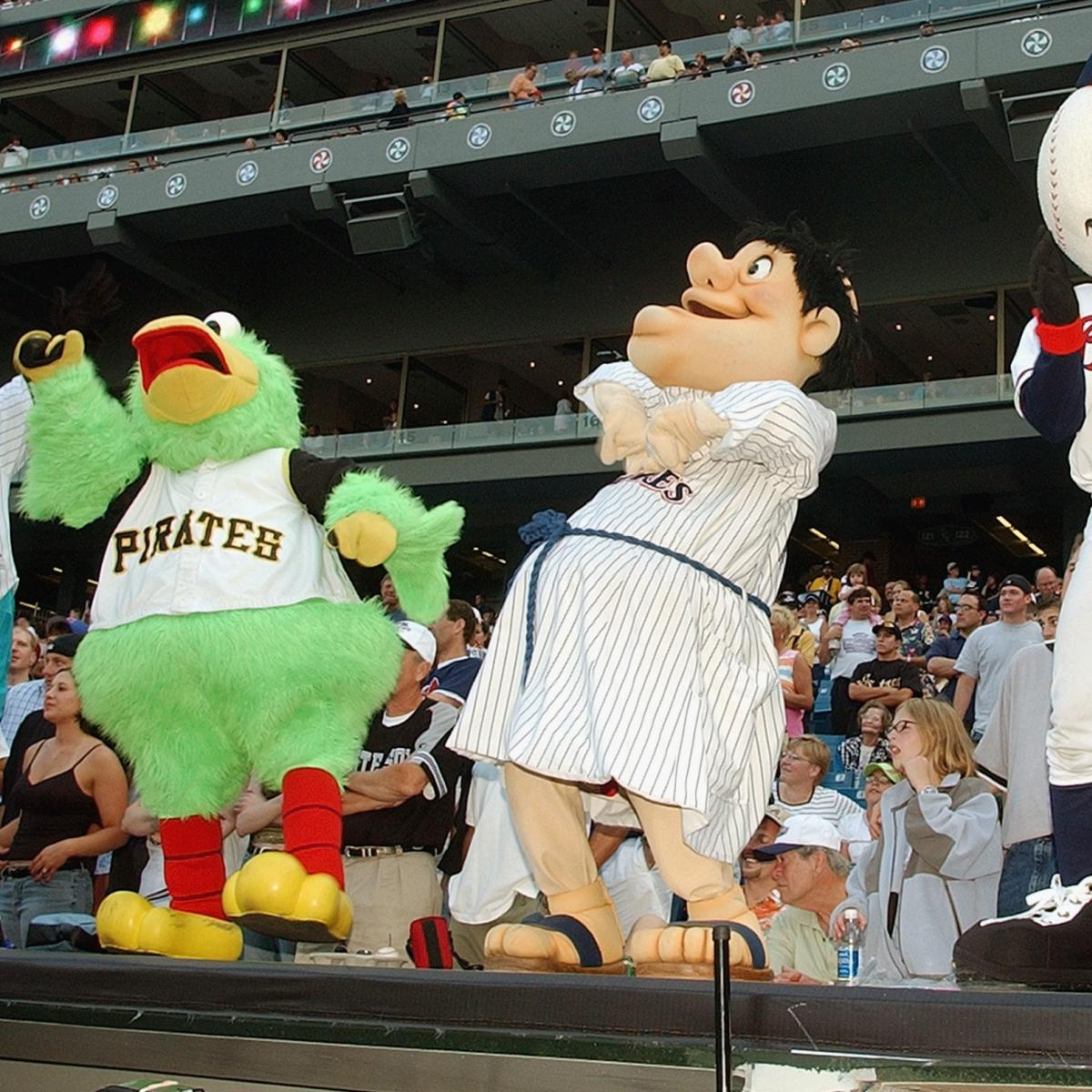 Power Ranking Every MLB Mascot From Worst To Best