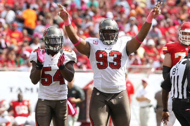 Tampa Bay Buccaneers  Which Player Will Step Up On Defense in 2013 ... 531bb3bf495