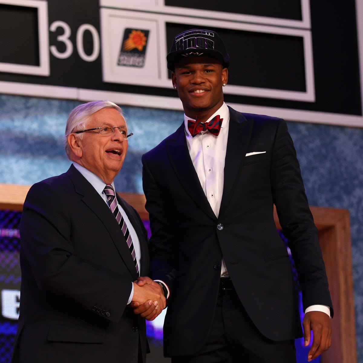 The Biggest Steals from the 2013 NBA Draft | Bleacher ...