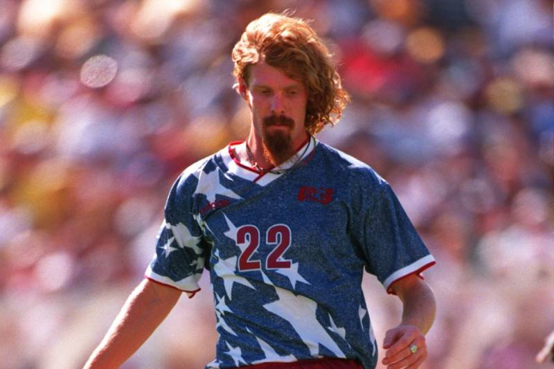 USMNT Legend Alexi Lalas Talks Gold Cup, Confederations Cup and ...