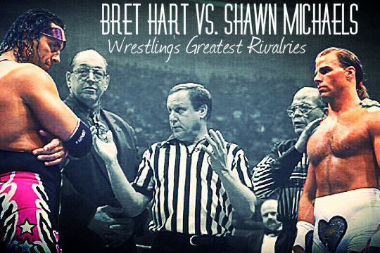 Wrestlings greatest rivalries bret hart vs shawn michaels part 1 wrestlings greatest rivalries bret hart vs shawn michaels part 1 bleacher report latest news videos and highlights m4hsunfo