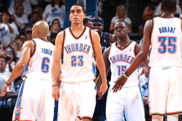 How Will OKC Thunder Replace Kevin Martin After New Deal With Timberwolves