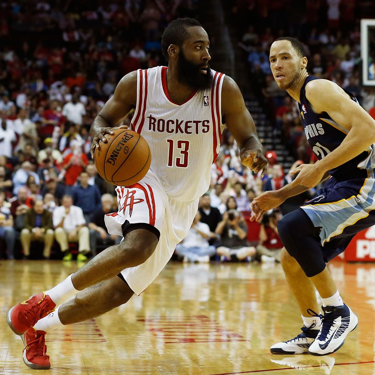 James Harden Free Agency: Ranking James Harden's 5 Most Dangerous Offensive Weapons
