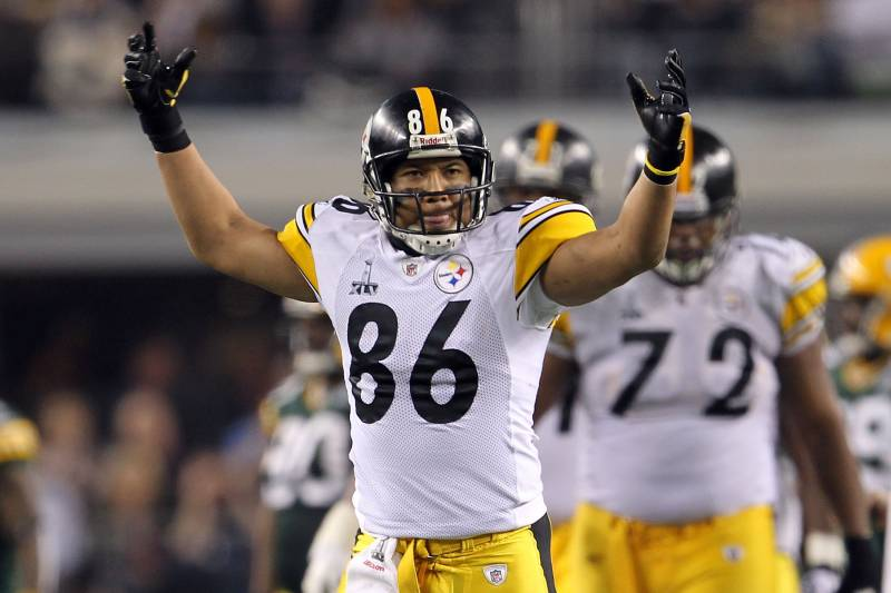 32f7e8200b7 Pittsburgh Steelers Jerseys You Likely Rocked During Your Childhood ...