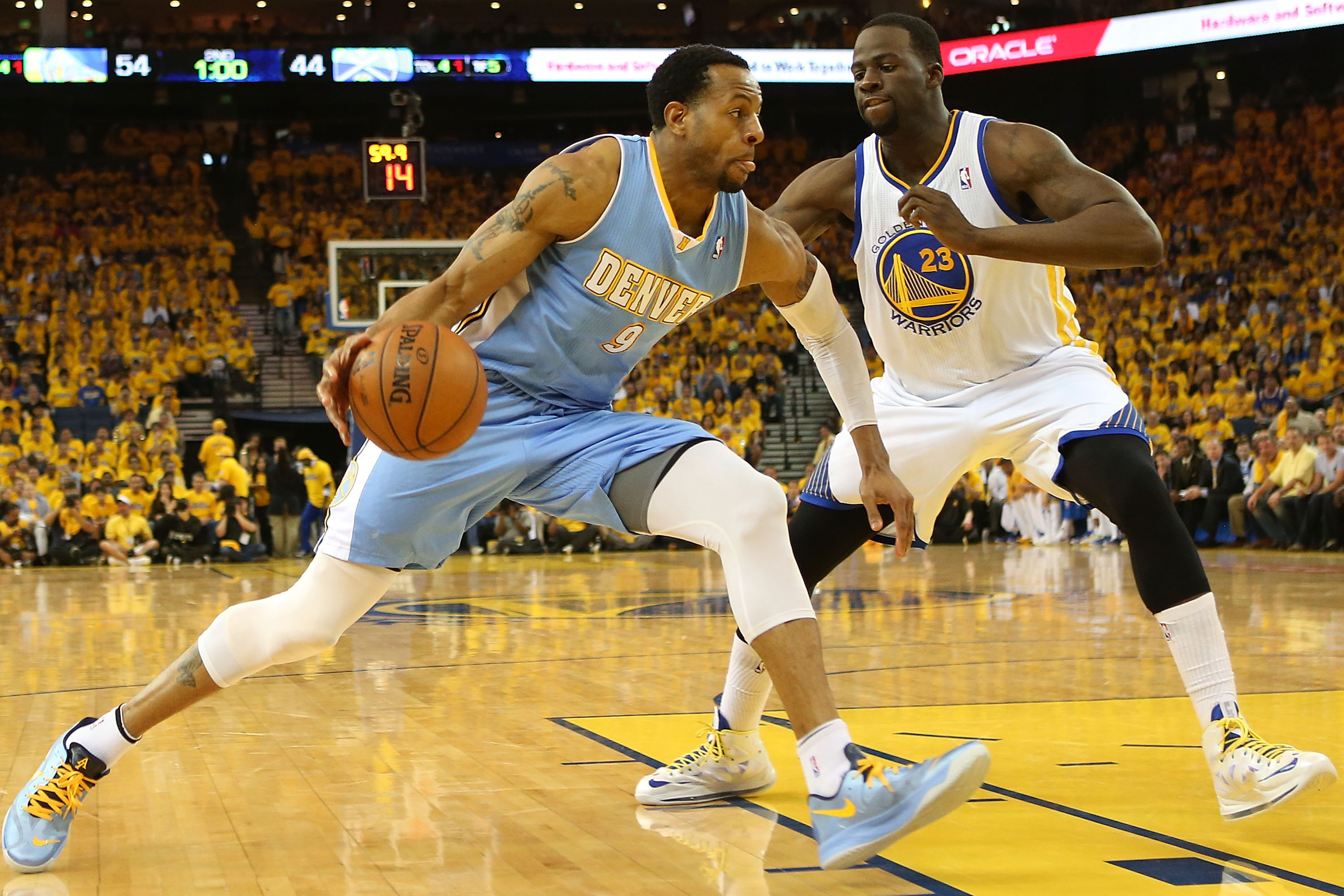 Denver Nuggets' Disaster Plan with Departure of Andre Iguodala ...