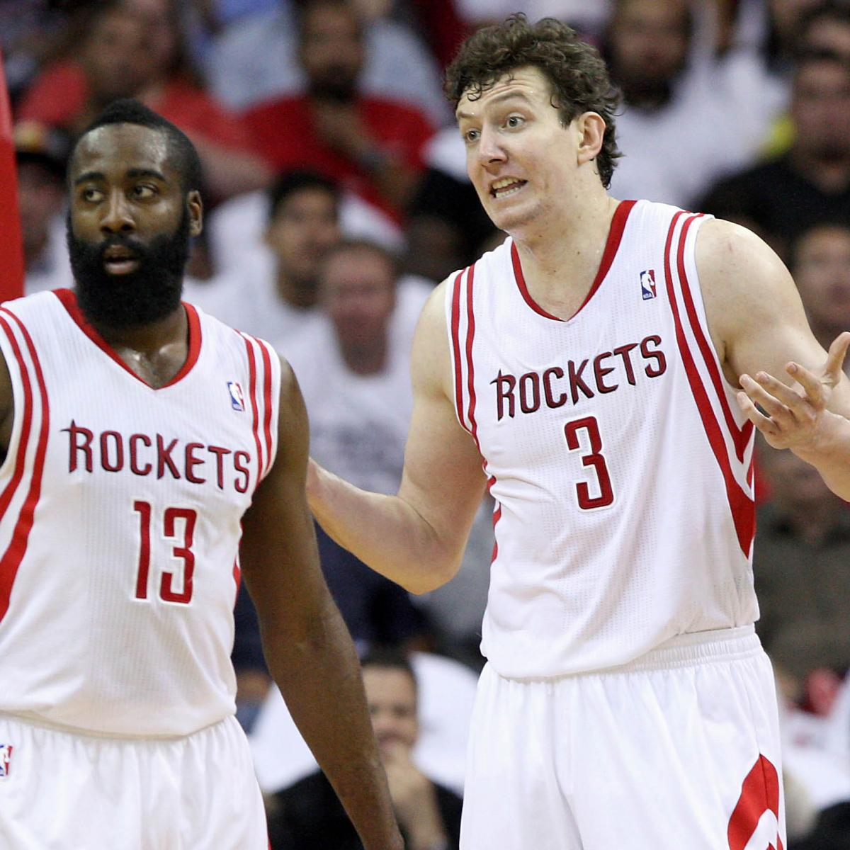 Houston Rockets Championship Roster: NBA Trade Rumors: Houston Rockets Must Trade Omer Asik To