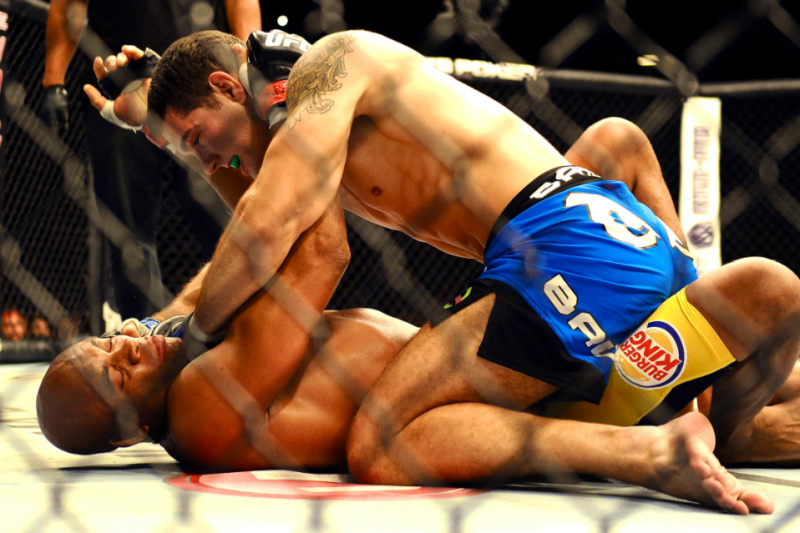 Chris Weidman vs. Anderson Silva: How Weidman Killed the 'King' at ...