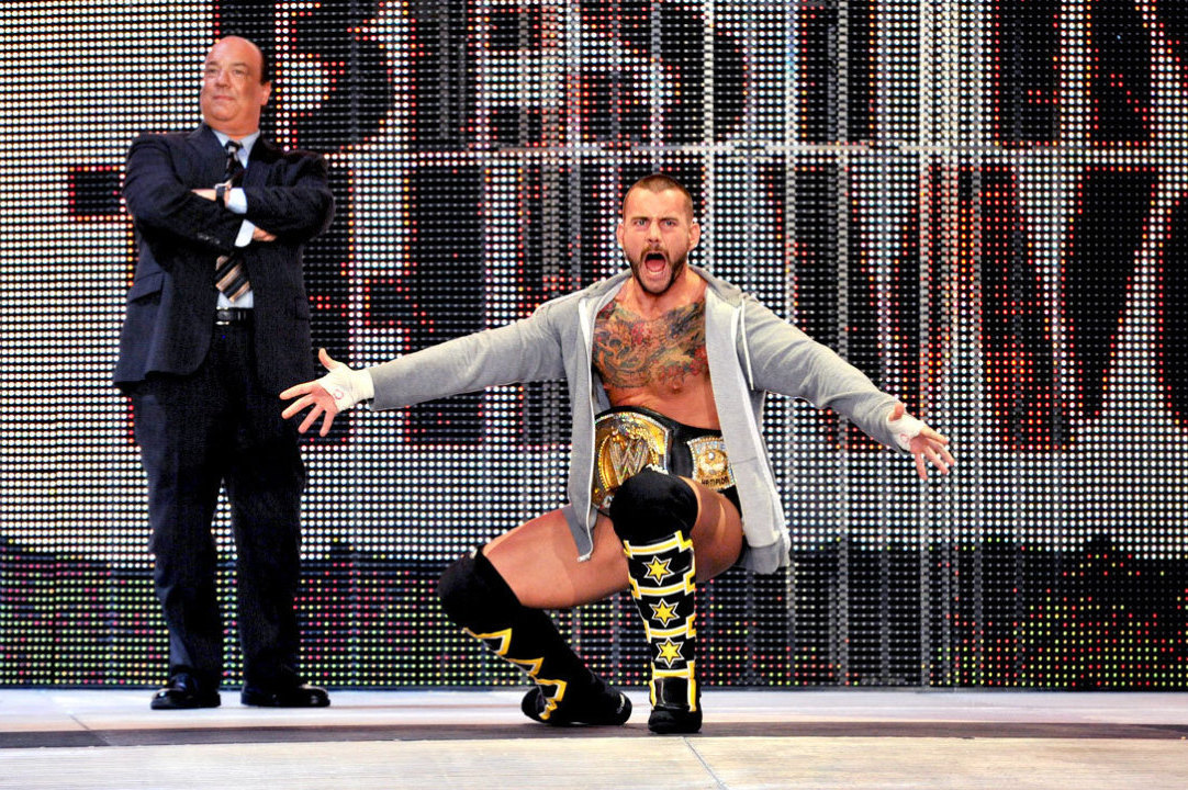 CM Punk and Paul Heyman: Looking at Their Relationship in OVW ...