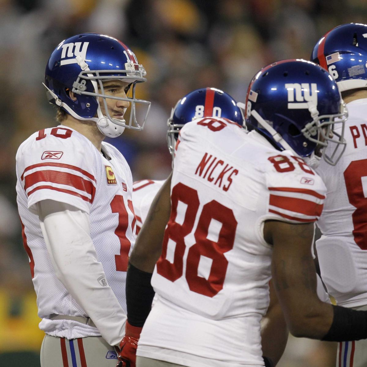 Jason Pierre Paul Rookie: Full Training Camp Roster Breakdown For New York Giants