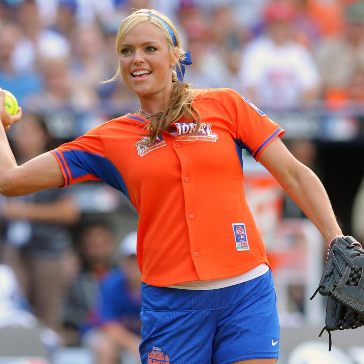 Celebrity softball game 2019 highlights