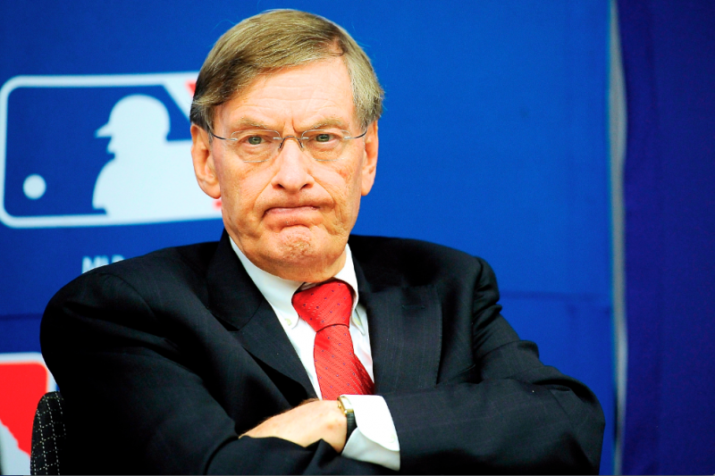 7921599931f Bud Selig visited the Late Show with David Letterman on Monday night