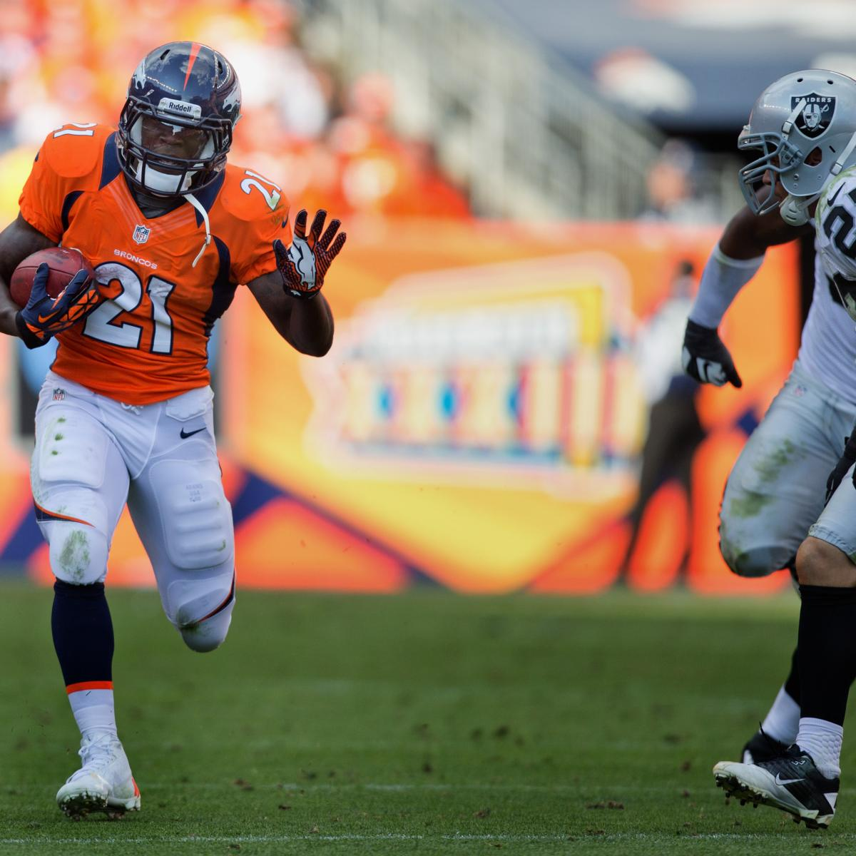Denver To Hawaii: 10 Denver Broncos Players Who Will Surprise In Training