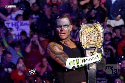 a842a635 WWE's Best That Never Was: Jeff Hardy's Decorated Career Compromised ...