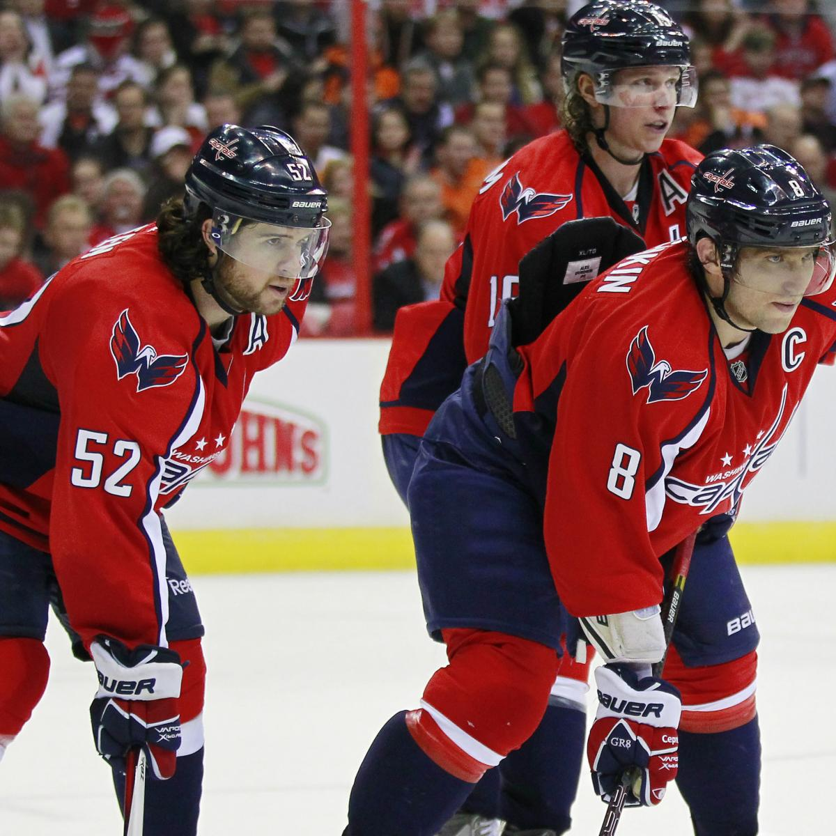 9c02fee54 The One Word That Best Describes Each of Washington Capitals' Top Stars |  Bleacher Report | Latest News, Videos and Highlights