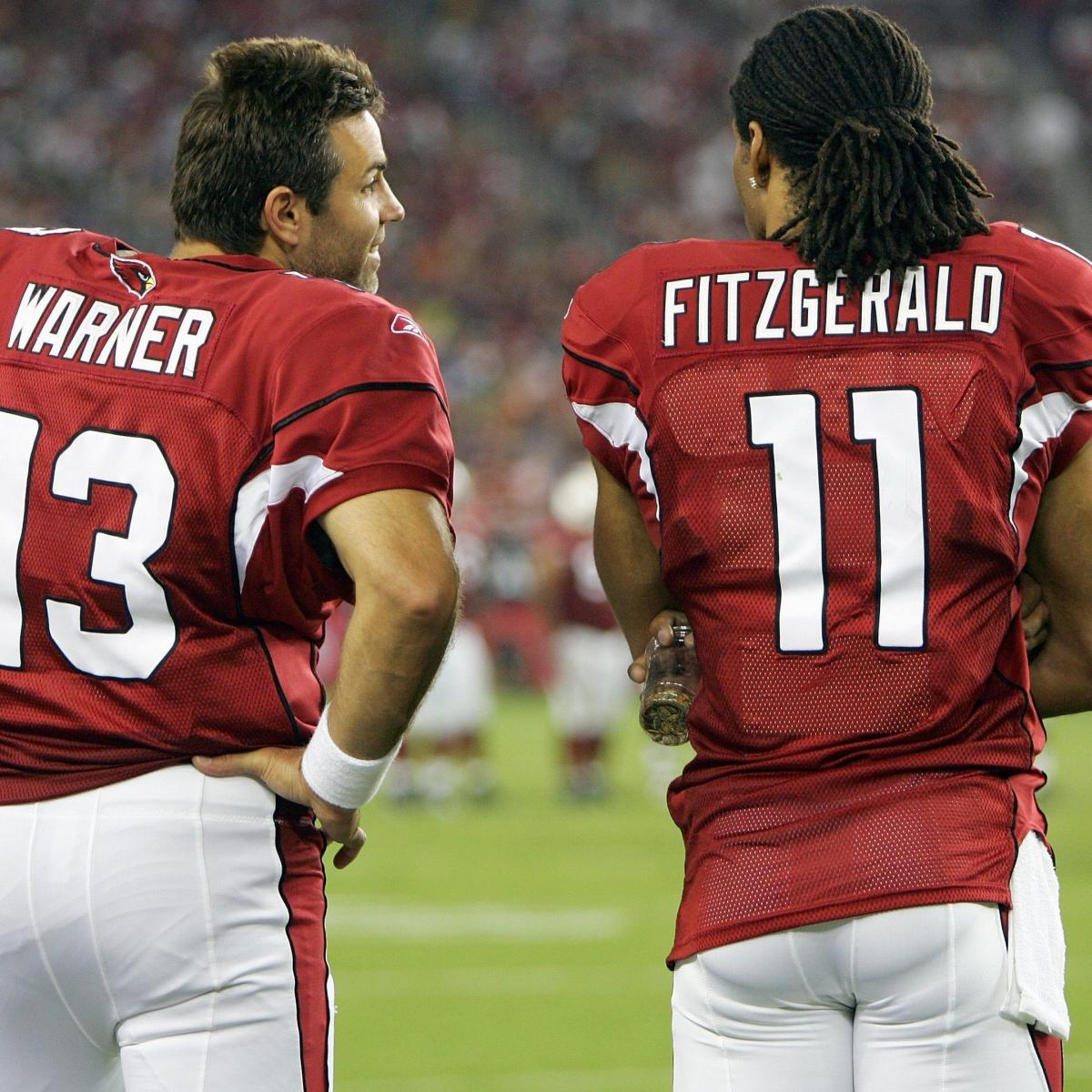 Motivational Quotes For Sports Teams: Arizona Cardinals' All-Time Roster: Offense