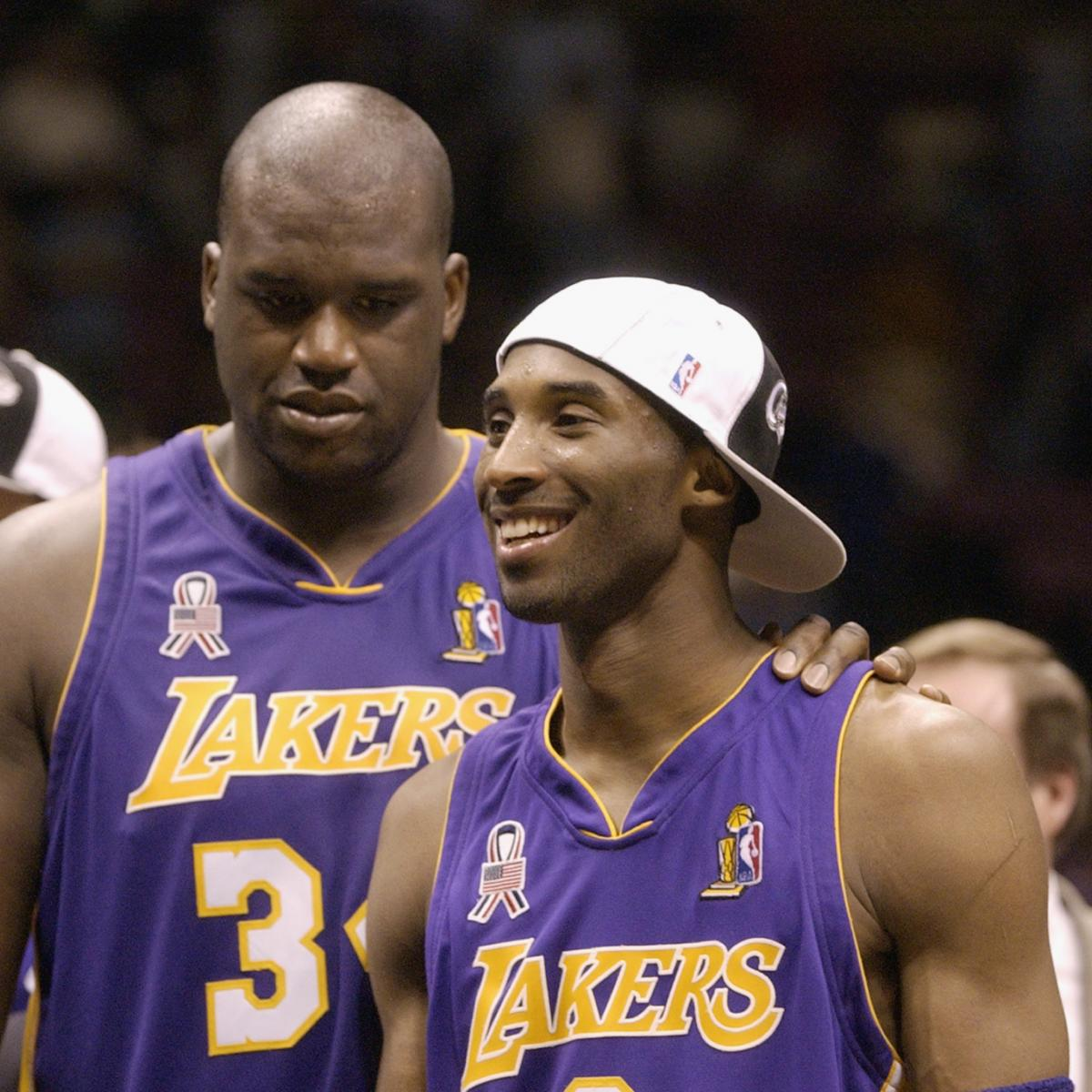Ranking The Top 25 Players In La Lakers History Bleacher Report Latest News Videos And Highlights
