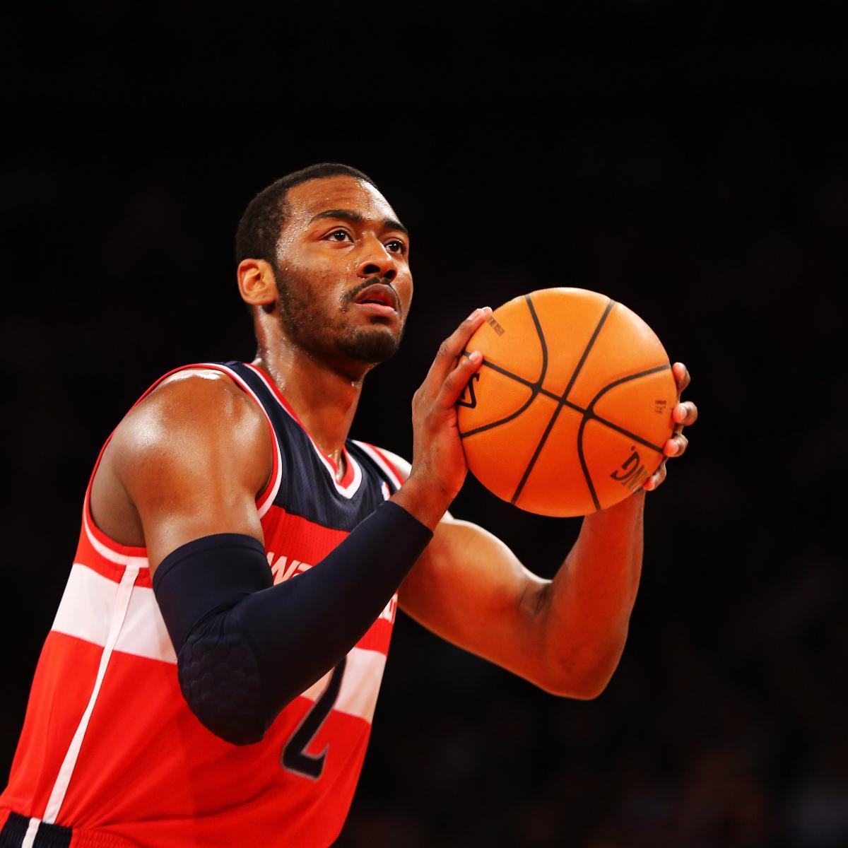 NBA Rumors: Latest On John Wall, Delonte West And Beno