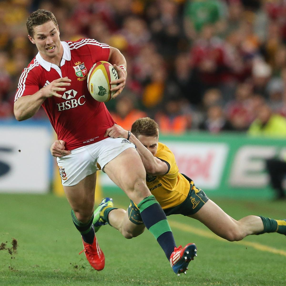 English Rugby Player To Nfl: Club Rugby: George North, Bryan Habana And Other Transfers