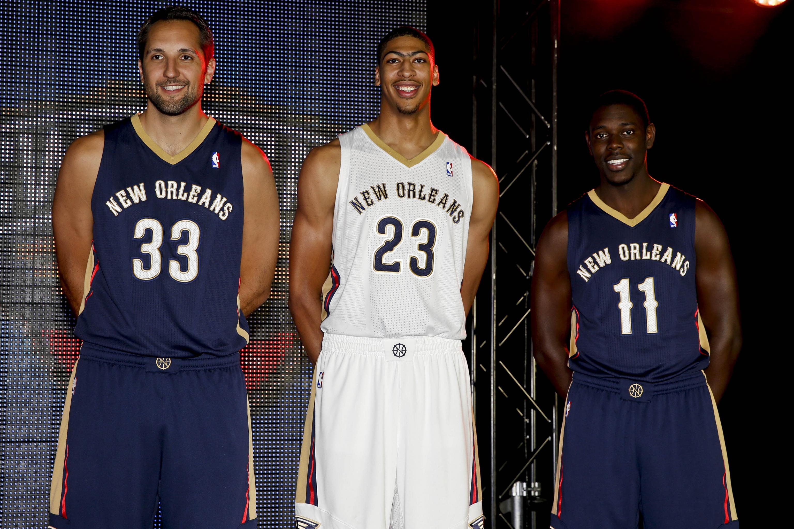 New Orleans Pelicans Get It Right With New Uniforms Bleacher Report Latest News Videos And Highlights