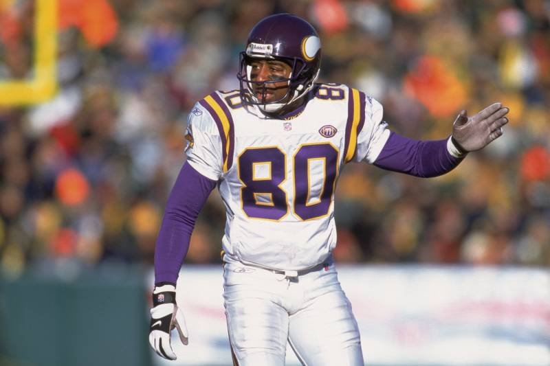 new styles 32bca 01ad3 Cris Carter: Remembering the Career of a Legendary NFL Wide ...