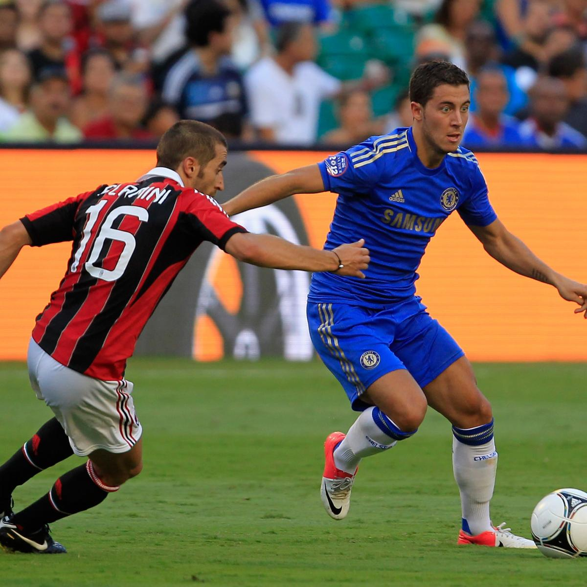 International Champions Cup Milan Vs Barcelona: AC Milan Vs. Chelsea: 6 Things We Learned From