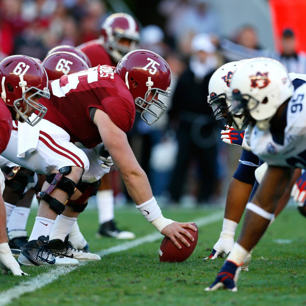 7465c2e0862 Every College Football Team's Biggest Rivalry Game | Bleacher Report |  Latest News, Videos and Highlights