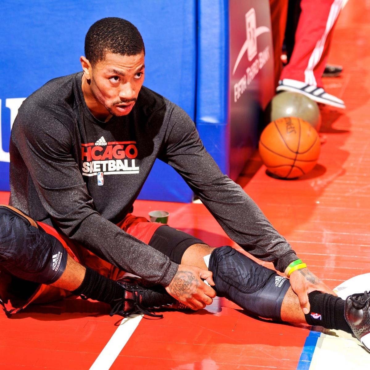 9a8563e718e1 See Derrick Rose s Return from Torn ACL Through Eyes of Someone Who s Been  There
