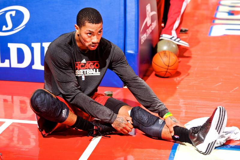 15fc7655c9ba See Derrick Rose s Return from Torn ACL Through Eyes of Someone Who s Been  There